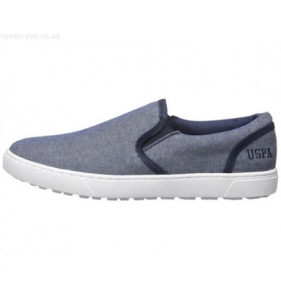 Cлипоны US Polo Crosby slip on